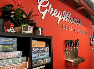 Grey Matter Beer Company