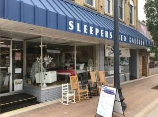 Sleepers Bed Gallery