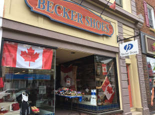 Becker Shoes Kincardine